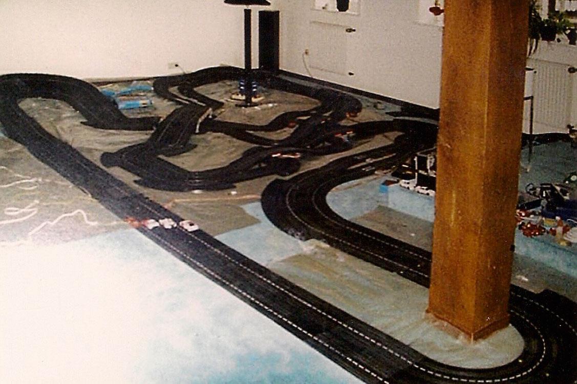 Carrera-Bahn